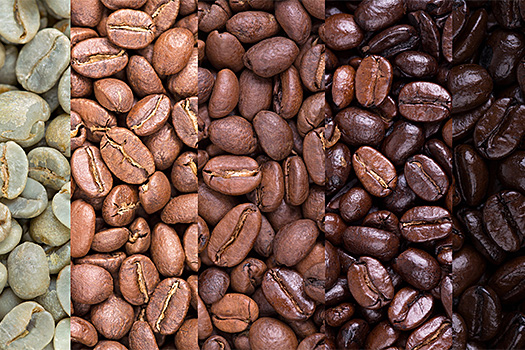Caffè espresso a trstatura dolce
